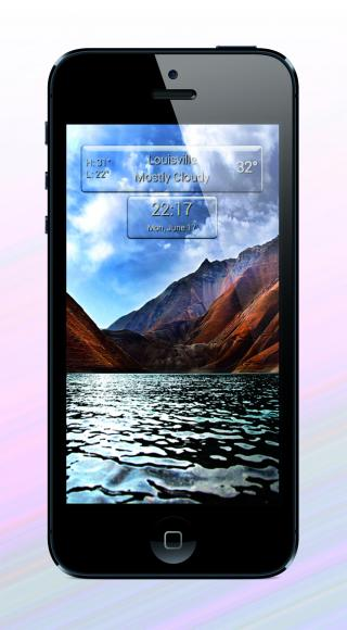 Download FS IOS7 i5 Weather LS 1.0