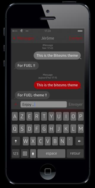 Download FUEL Bitesms theme 1.0