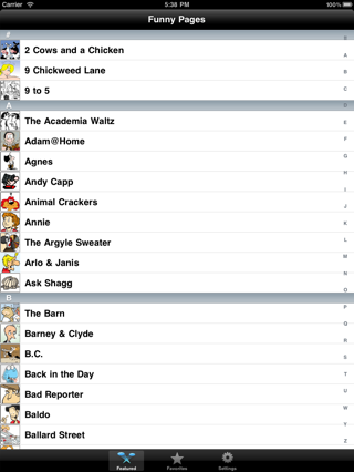 Download Funny Pages 1.1.1