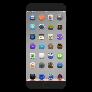 Download Gentleman Anemone Wall i6Plus 1.0