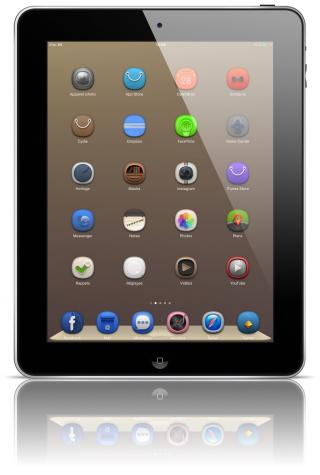 Download Gentleman Anemone Wall iPad 1.0