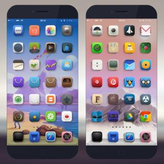 Download Gentleman iOS9 EffectsLongShadow Natif 1.0