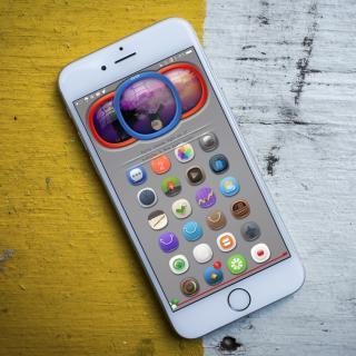 Download Gentleman iOS9 iWidget UniAW 1.0