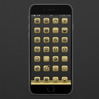 Download Golden Anemone Bling Att57 1.0