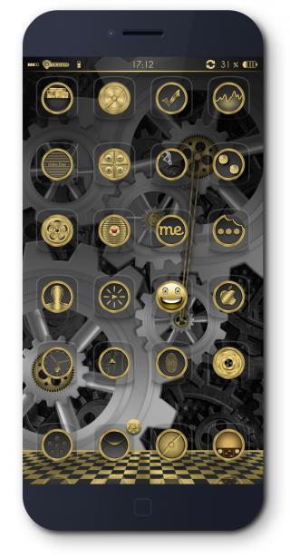 Download Golden Gears SBHTML iOS8 1.0