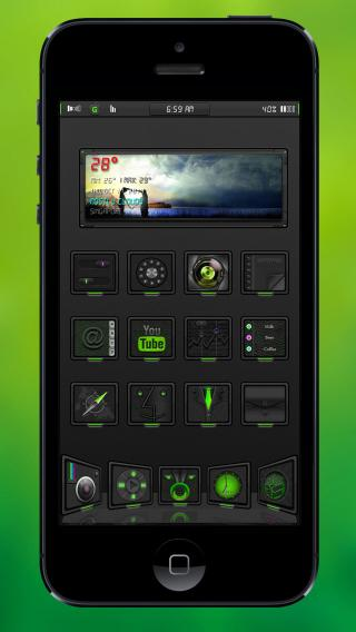 Download GraN1gHt Alt Lime 1.0