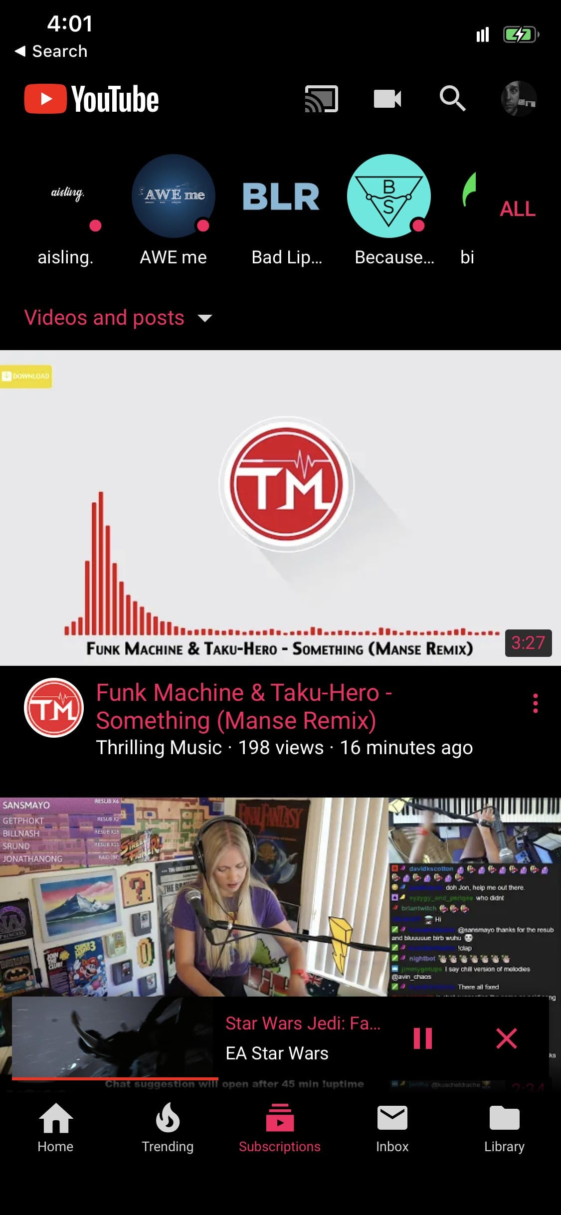 Download GrooveTube 0.9