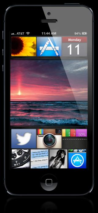Download Gyro HD 3 iP(5)s (iOS7) 1.3.1