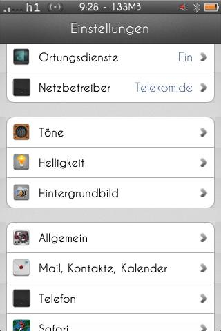 Download h1 UI for iPhone4 1.2