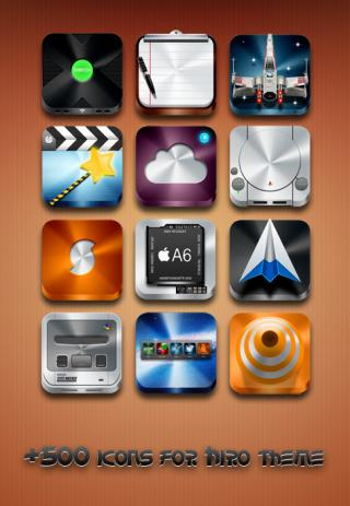 Download HIRO ICONS 124px 1.0