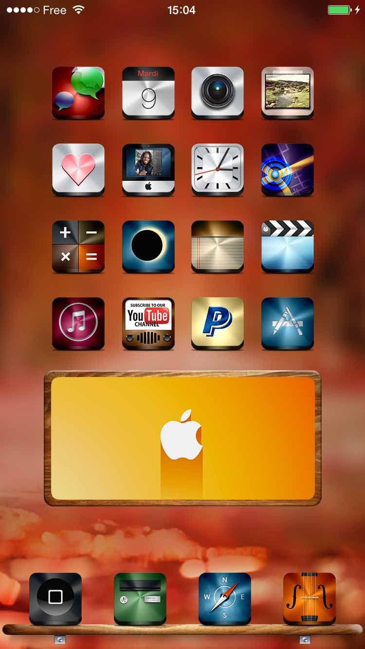 Download Hiro iOS8 FoldersIcons 1.0