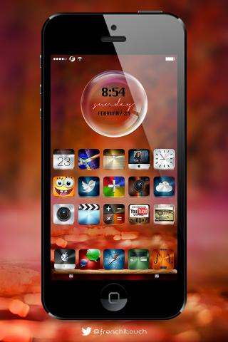 Download Hiro iWidgets iPhone 1.0.1