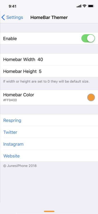 Download HomebarThemer 0.4k