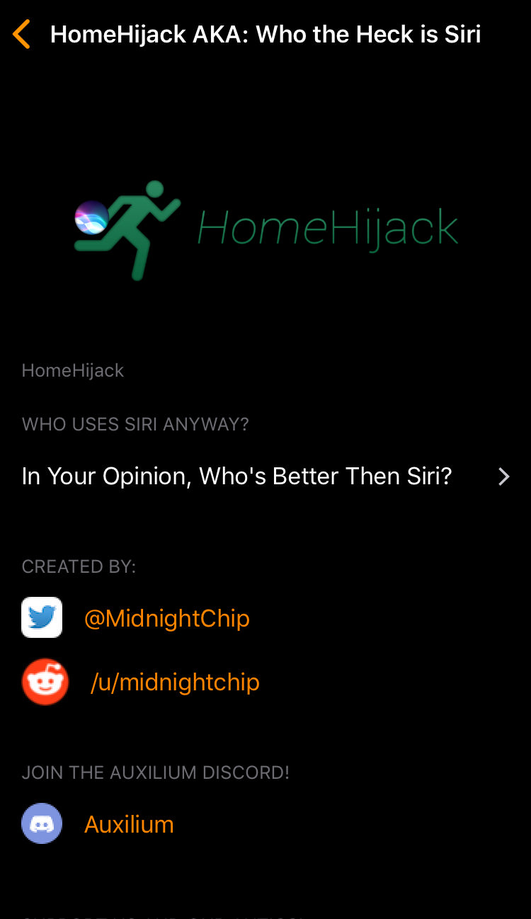 Download HomeHijack 0.0.1