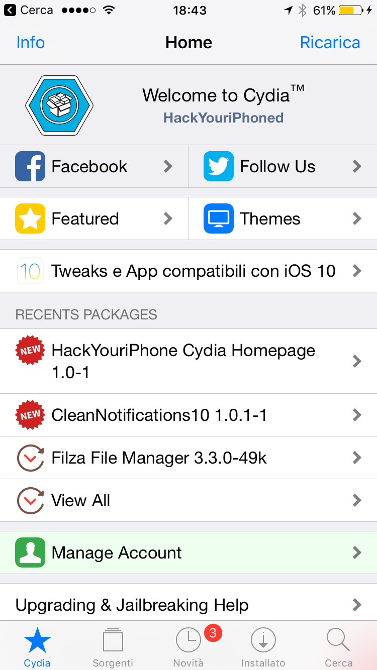Download HackYouriPhone Cydia Homepage 1.0-1