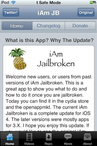 Download iAm Jailbroken Universal 1.0.1
