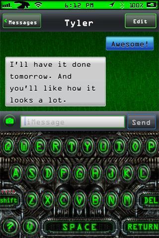 Download iATS Alien UI 1.0-1