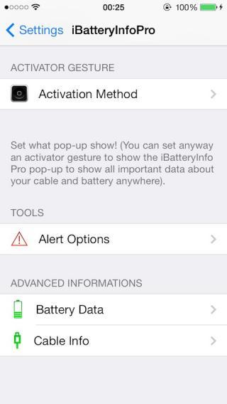Download iBatteryInfoPro 1.1