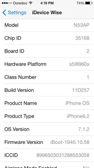 Download iDevice Wise 1.0-4