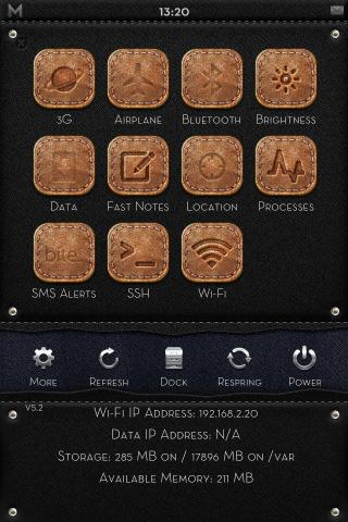 Download iMatte Premium - Leather & Denim Edition 5.6