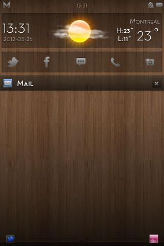 Download iMatte Premium - Light Wood Edition 5.6