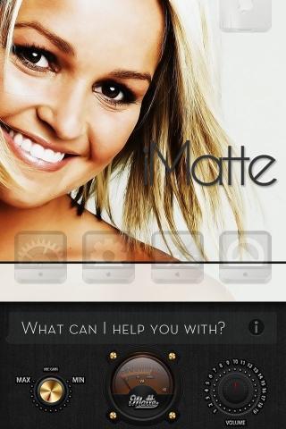 Download iMatte Premium -  VU Meter Pro 5.5