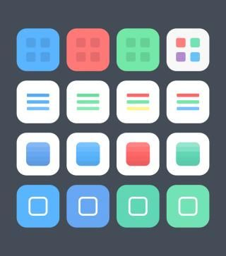 Download indigo folder icons 1.0