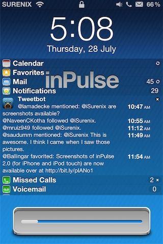 Download inPulse LockInfo Theme 1.0