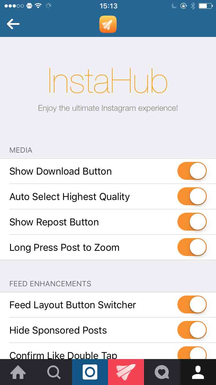 Download InstaHub 3.3.4