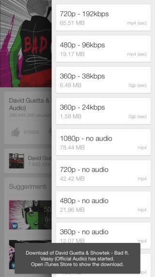 Download InTube 2 (iOS 8) 2.2.0k
