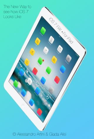 Download iOS 7 Fl4t iPad 1.0