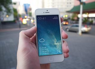 Download iOS 7 LockScreen Forecast 1.0