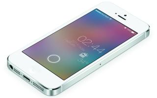 Download iOS7 Lockscreen Pack 1.0