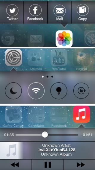 Download iOS 7 Velox Theme 1.0-1