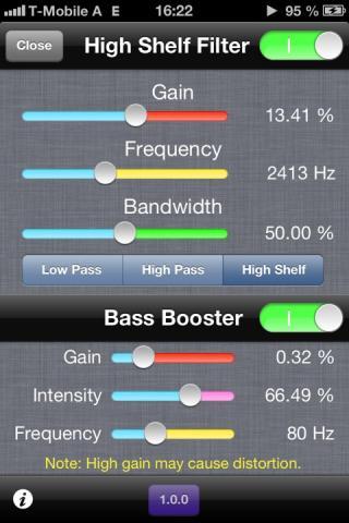Download ipEQ for iPhone 1.4.2k