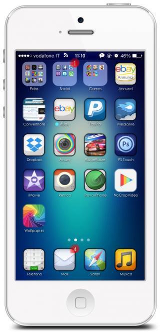 Download iShadyHD iOS7 1.0