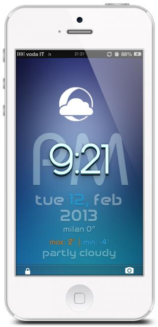 Download iShady iP4 Widgets 1.1