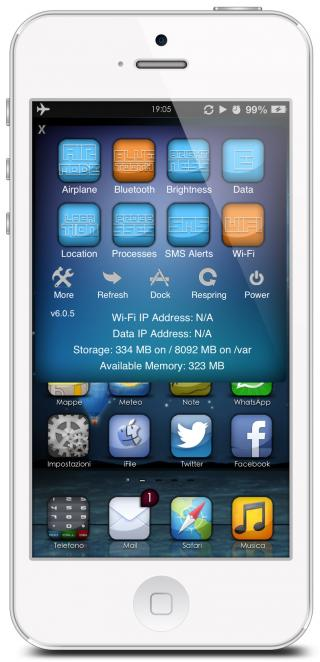 Download iShady SBS Theme 1.0