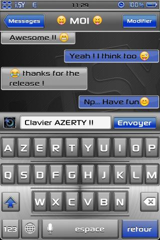 Download i.Simply ColorKeyboard 1.0