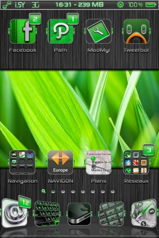 Download i.Simply Green Mod 1.0