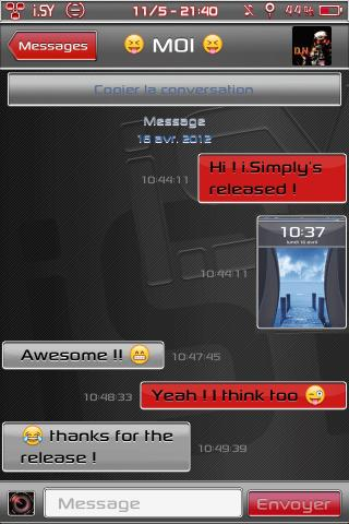 Download i.Simply Red Mod 1.2