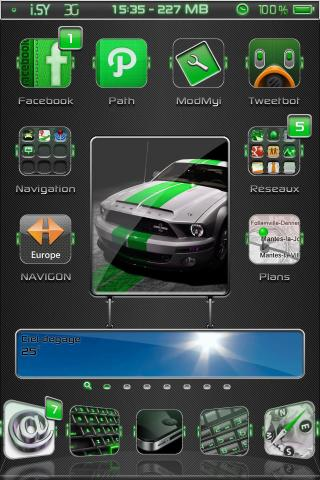 Download i.Simply Weather Green 1.0
