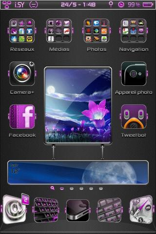 Download i.Simply Weather Purple 1.0