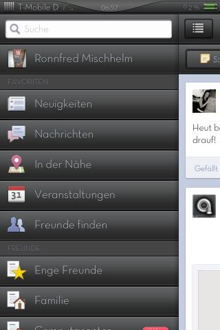 Download iTronix Facebook Skin 1.0