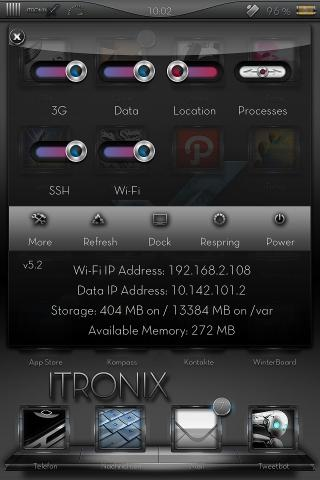 Download iTronix SBSettings 1.1