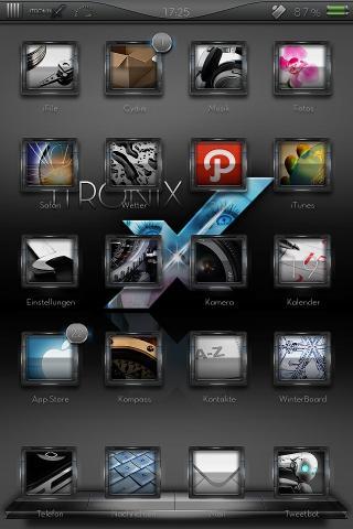 Download iTronix SIRI Theme 1.0