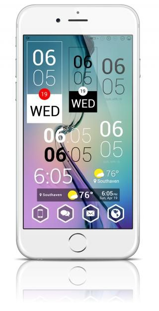 Download iWidget Pack 10 by June 1.0