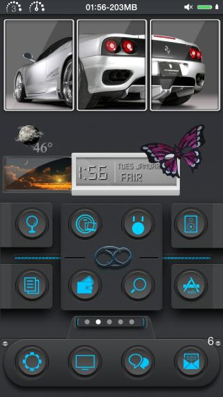 Download iWidget Pack 2 by June 1.0