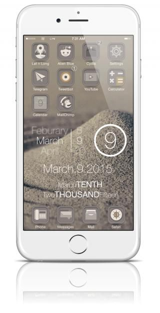 Download iWidget Pack 9 by June 1.0