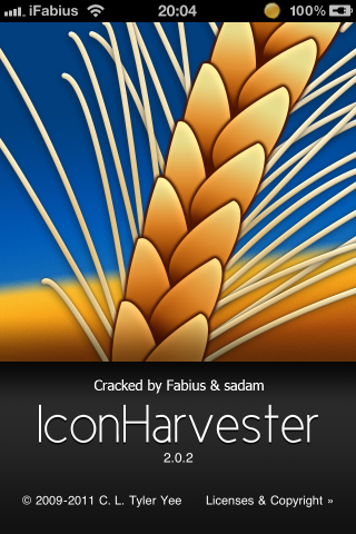 Download IconHarvester 2.2.1